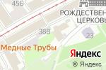 Схема проезда до компании СБФ в Нижнем Новгороде
