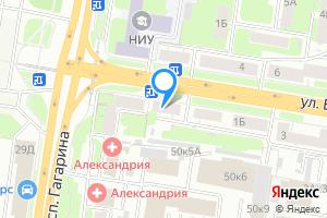 Снять однокомнатную квартиру в Нижнем Новгороде улица Бекетова, 1