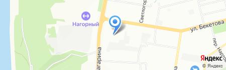 МейкМиХэппи на карте Нижнего Новгорода
