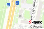 Схема проезда до компании Claire в Нижнем Новгороде