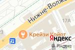 Схема проезда до компании ЖарРа в Нижнем Новгороде