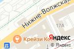 Схема проезда до компании Главное бюро медико-социальной экспертизы в Нижнем Новгороде