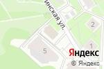Схема проезда до компании 3D в Нижнем Новгороде