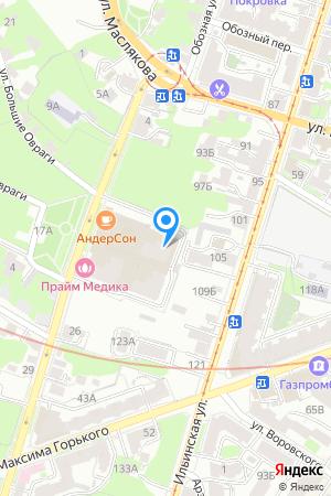 Дом 18/1 по ул. Малая Ямская, ЖК КМ Прайм на Яндекс.Картах