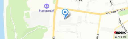 DIVA SHARM на карте Нижнего Новгорода