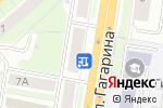 Схема проезда до компании АНТЕНН СИСТЕМС в Нижнем Новгороде