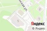 Схема проезда до компании Билдэко в Нижнем Новгороде