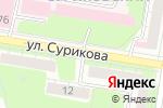Схема проезда до компании КОВР-БОБР в Нижнем Новгороде