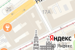 Схема проезда до компании Дисконт-центр роз в Нижнем Новгороде