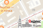 Схема проезда до компании Мадлен в Нижнем Новгороде