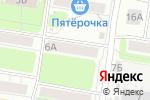 Схема проезда до компании Горздрав в Нижнем Новгороде