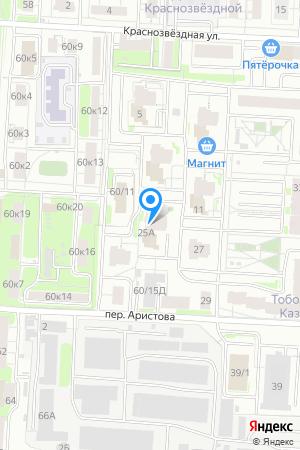 ЖК Зенит, Краснозвёздная ул., 25 на Яндекс.Картах
