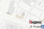 Схема проезда до компании Промметснаб в Нижнем Новгороде