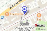Схема проезда до компании ТУРИСТИЧЕСКОЕ АГЕНСТВО НИЖЕГОРОДСКИЙ ДОМ ПУТЕШЕСТВИЙ в Нижнем Новгороде