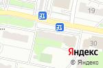 Схема проезда до компании Панацея в Нижнем Новгороде