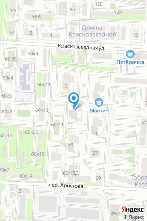 ЖК Зенит, Краснозвёздная ул., 9 на Яндекс.Картах