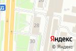 Схема проезда до компании ЦентрИнформ в Нижнем Новгороде