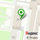 Местоположение компании Секонд-хенд на проспекте Гагарина