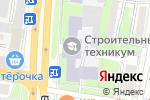 Схема проезда до компании Стоматсервис в Нижнем Новгороде