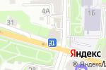 Схема проезда до компании Мужская парикмахерская в Нижнем Новгороде