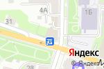 Схема проезда до компании ЦентрТур-НН в Нижнем Новгороде