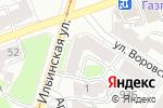 Схема проезда до компании Персональная творческая мастерская архитектора Тимофеева С.А. в Нижнем Новгороде