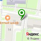 Местоположение компании Вираж-НН