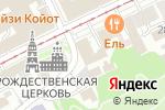 Схема проезда до компании Туры в городе N в Нижнем Новгороде