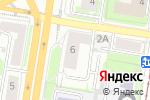 Схема проезда до компании Нижегородская кофейня в Нижнем Новгороде