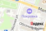 Схема проезда до компании Финтрейдконсалтинг в Нижнем Новгороде