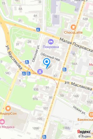 Дом по ул. Маслякова, 1 очередь, ЖК Классика-Модерн на Яндекс.Картах