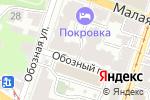 Схема проезда до компании Гросс в Нижнем Новгороде