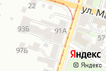 Схема проезда до компании ПАРТНЕР в Нижнем Новгороде