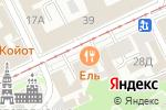 Схема проезда до компании Региональный кадровый центр в Нижнем Новгороде