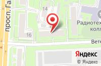 Схема проезда до компании Череповецкая ветеринарная лаборатория в Череповце