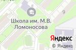 Схема проезда до компании Почтовое отделение №109 в Нижнем Новгороде