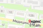 Схема проезда до компании Медкриология в Нижнем Новгороде