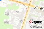 Схема проезда до компании Нижегородсельхозтехника в Нижнем Новгороде