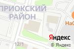 Схема проезда до компании Стеклокомпозитные решения в Нижнем Новгороде