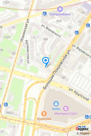 Жилой дом № 5 (по генплану) в ЖК С видом на небо! на Яндекс.Картах