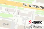 Схема проезда до компании Мастер Принтер в Нижнем Новгороде