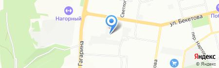 Борис на карте Нижнего Новгорода