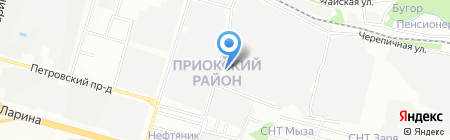 СчетЭнергоМаш на карте Нижнего Новгорода