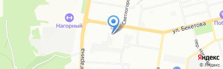 Альфа-Пресс 2001 на карте Нижнего Новгорода
