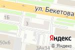 Схема проезда до компании Обувь для всей семьи в Нижнем Новгороде