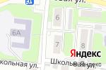 Схема проезда до компании NPS в Золотово