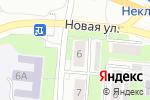 Схема проезда до компании Почтовое отделение №460 в Золотово