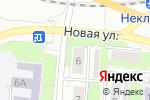 Схема проезда до компании Платежный терминал в Золотово