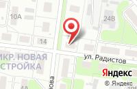 Схема проезда до компании Правдивая Программа-Плюс в Нижнем Новгороде