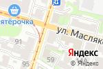 Схема проезда до компании DesireMag в Нижнем Новгороде